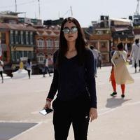 Luna Maya melakukan traveling ke Nepal (Instagram/lunamaya)