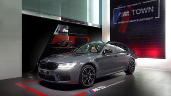 Nyaris Rp 5 Miliar, BMW M5 Competition Tersedia Terbatas di Indonesia