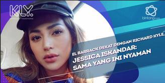 Tanggapan Jessica Iskandar soal kedekatan Richard Kyle dengan anaknya.