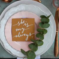 Tren makanan dan minuman pernikahan 2019 (Unsplash0