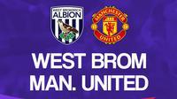Liga Inggris: West Bromwich Albion Vs Manchester United. (Bola.com/Dody Iryawan)