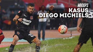 Diego Michiels kembali terlibat perkelahian di tempat hiburan malam. Kali ini ia terlibat baku hantam di salah satu klub Malam Samarinda