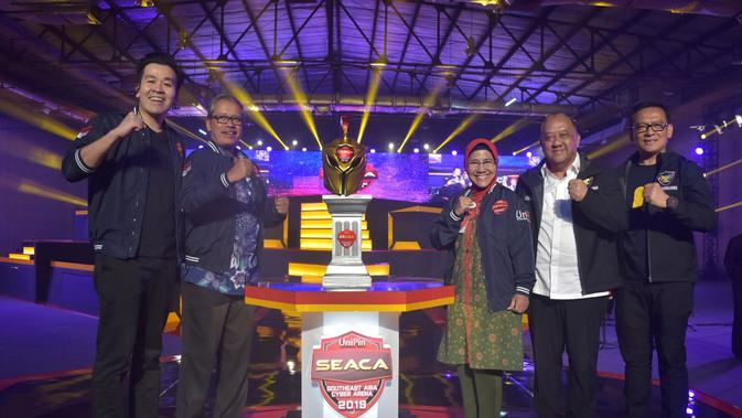 Grand Final UniPin SEACA 2019 Digelar. (Doc: UniPin)
