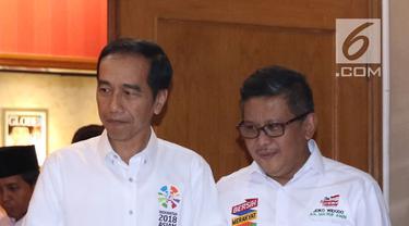 Jokowi Tunjuk Erick Thohir Jadi Ketua Tim Kampanye