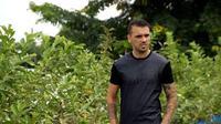 Pemain asing baru PSS Sleman asal Argentina, Nicolas Leandro Velez. (Dok PSS Sleman)