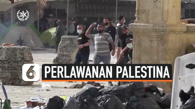 perlawanan palestina