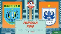 Shopee Liga 1 - Persela Lamongan Vs PSIS Semarang (Bola.com/Adreanus Titus)