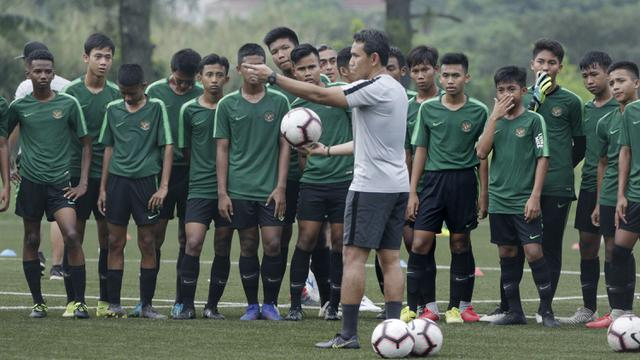 Bima Sakti Harap Melihat Perkembangan Pemain Timnas Indonesia U-16 Saat Laga Uji Coba – Indonesia Agenbola