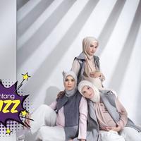 Potret Maternity Ala Shireen, Zaskia dan Zee Zee Shahab yang cantik seperti  bidadari.