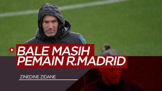 Berita Video Inilah Alasan Zidane Tidak Mainkan Bale Saat Real Madrid Dikalahkan Bayern Munchen