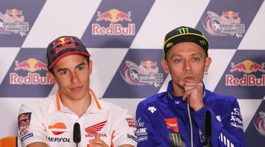 Marc Marquez, Valentino Rossi, MotoGP