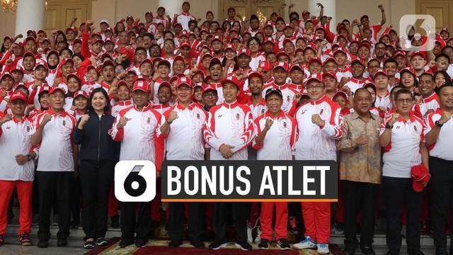 Deretan bonus untuk atlet Indonesia peraih juara di SEA Games sudah menanti.
