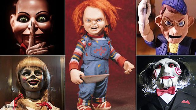 Hati-hati! 5 Boneka Seram Ini Bisa  Menghantui  Anda - ShowBiz ... 3de1e8e6b4