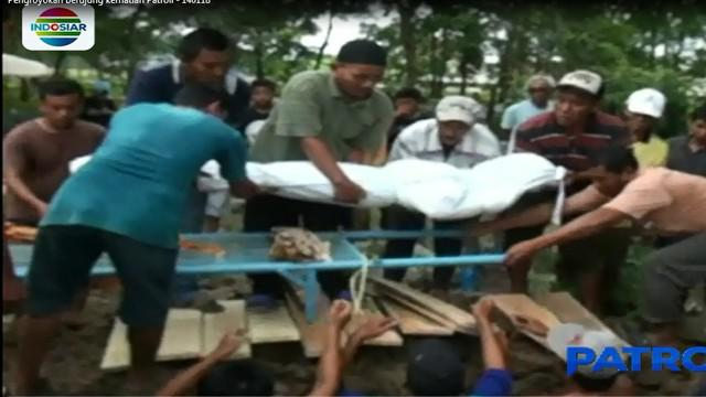 Pengeroyokan berujung pembunuhan Ahmad Firdaus juru parkir di Jalan Cikopo Purwakarta, Jawa Barat akhirnya terungkap