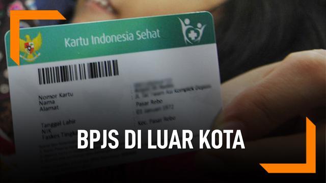 Syarat Berobat Pakai BPJS di Luar Kota Saat Libur Lebaran