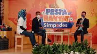 PT Bank Rakyat Indonesia (Persero) Tbk atau Bank BRI kembali menghadirkan Pesta Rakyat Simpedes (PRS) 2020.