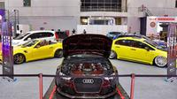 Deretan mobil keren yang dimodifikasi pada ajang IIMS Hybrid 2021