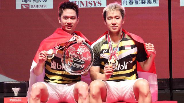 Image result for kevin sanjaya pemain terbaik