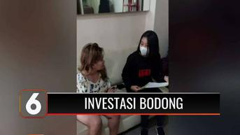 VIDEO: Mengaku Karyawan Bank Swasta Nasional, Wanita Ini Buka Investasi Bodong hingga Korban Rugi Rp 1,2 Miliar