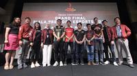Jelang Final Piala Presiden Esports 2020 (Ist)