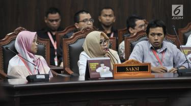 4 Saksi Fakta dari Jawa Tengah Bersaksi di Sidang Sengketa Pilpres