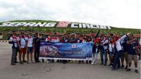 Rombongan Federal Oil Goes To Sepang 2017 sudah tiba di Sirkuit Sepang, Malaysia untuk menyaksikan ajang balap MotoGP seri ke 17.