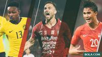 Trivia - Striker Calon Bintang Piala AFF 2020 (Bola.com/Adreanus Titus)
