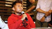 Pemain Madura United, Andik Vermansah. (Bola.com/Iwan Setiawan)