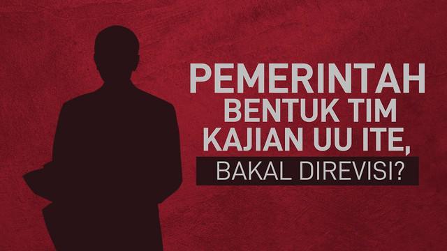 Pernyataan Presiden Joko Widodo beberapa waktu lalu mengenai kontroversi Undang-Undang no 11 tahun 2008 tentang Informasi dan Transaksi Elektronik (UU ITE) ditindaklanjuti serius.