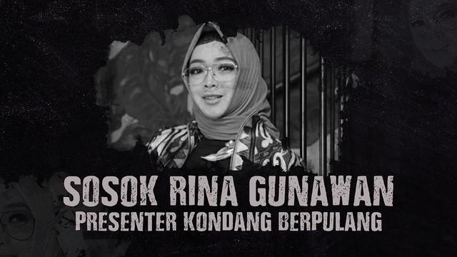 Indonesia kembali berduka, presenter kondang Rina Gunawan kembali ke pangkuan Yang Maha Kuasa.