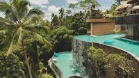 The Kayon Resort, Ubud, Bali. (dok. Instagram @markusgueltzow/https://www.instagram.com/p/BtbEkrmArfF/Asnida Riani)