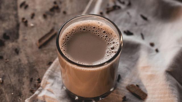 coklat hangat
