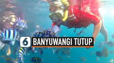 Menyikapi tingginya angka penyebaran Covid-19, satgas penanganan Covid-19 di Banyuwangi, Jawa Timur, mengeluarkan surat edaran penutupan seluruh destinasi wisata, mall, hingga tempat hiburan selama libur tahun baru.