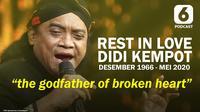 PODCAST Showbiz: Didi Kempot Rest in Love Bagian 1: The Godfather of Broken Heart