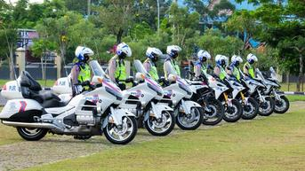 PPKM Level 3, Polda Riau Pantang Kendur Cegah Kerumunan dan Batasi Mobilitas Warga