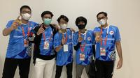 Jeet Esports menjuarai pertandingan persahabatan Lokapala di ekshibisi esports PON XX Papua 2021. (Liputan6.com/ Yuslianson)