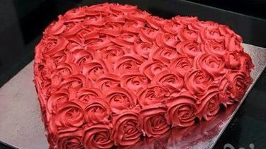 Kue Tar Bentuk Hati Tak Hanya Lezat Namun Juga Super
