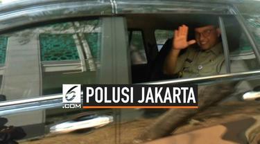 Gubernur DKI Jakarta Anies Baswedan mencurigai aktivitas alat berat di tol JORR sebagai penyebab tingginya angka polusi di wilayah Selatan Jakarta. Pemprov DKI berencana melakukan uji emisi terhadap alat berat yang masuk Jakarta.