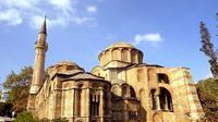 Museum Kariye yang diubah menjadi masjid (Dok.Instagram/@museumofchora/https://www.instagram.com/p/B-4U3LUpjxd/Komarudin)