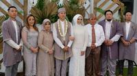 Pernikahan Faozan adik Ringgo Agus Rahman (Sumber: Instagram/adimasgunawan)