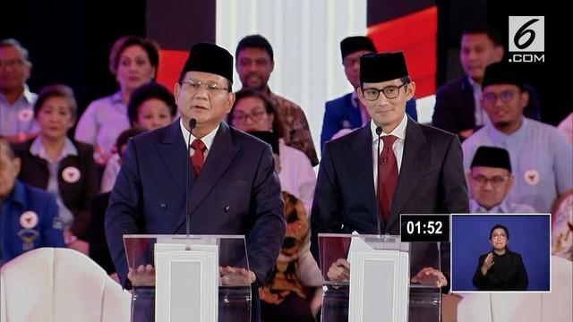 Jokowi menyebut jabatan strategis di Gerindra minim diisi oleh perempuan. Menanggapi hal itu, Prabowo menjawab bahwa kompetensi yang paling penting dalam menentukan jabatan.