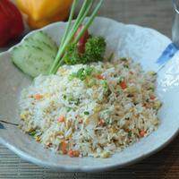ilustrasi nasi goreng/Image by Jonathan Valencia from Pixabay