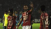 Striker Bali United, Ilija Spasojevic. (Bola.com/Aditya Wany)