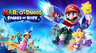Sekuel Mario+Rabbids akan Sambangi Nintendo Switch pada 2022