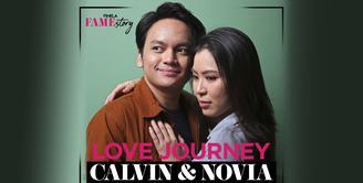 [thumbnail] Love Journey Calvin Jeremy dan Novia Santoso