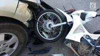 Ilustrasi kecelakaan (iStockphoto)