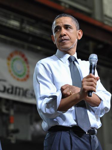 Mantan Presiden AS Obama