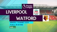 Premier League_Liverpool Vs Watford (Bola.com/Adreanus Titus)