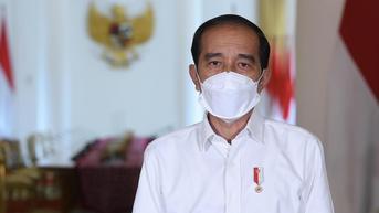 Cegah Gelombang 3 Covid-19, Jokowi Minta Masyarakat Terus Waspada