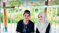 Potret Alvin Faiz dan Henny Rahman Usai Menikah. (Sumber: Instagram.com/alvin_411)